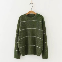 LM+ Cable Knit Sweater