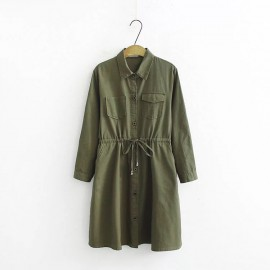 LM+ Trenchcoat Tunic