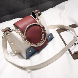 Colorblock Sling Bag