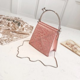 Lace Tote Sling Bag