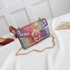 Rainbow Sparkle Bag