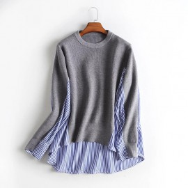 Combination Pullover