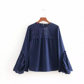 Crotchet Blouse