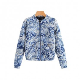 Baroque Motif Jacket