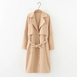 LM+ Long Trenchcoat