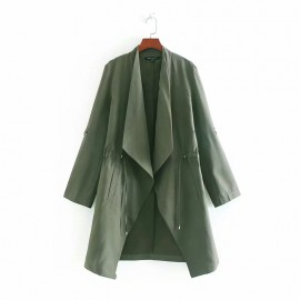 Long Waterfall Jacket