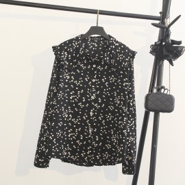 LM+ Heart Motif Blouse