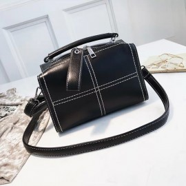 Structured Crossbody Tote