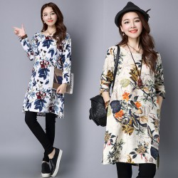 MIRA Floral Dress (Yellow)