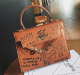 Graffiti Satchel