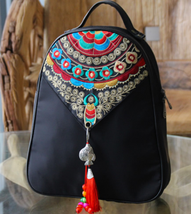 Tribal Inspired Backpack