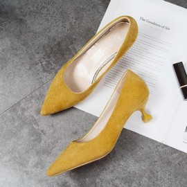 Kitten Heel Pumps