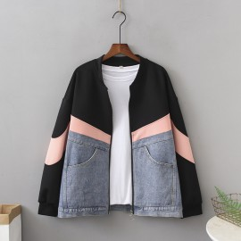 LM+ Combination Zipper Jacket