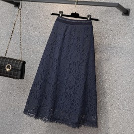 LM+ Lace Skirt