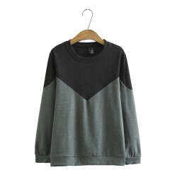 LM+ Colorblock Pullover
