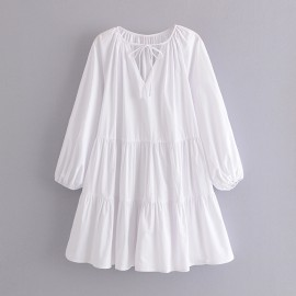 Babydoll Tunic Dress