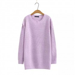 LM+ Pastel Knit Pullover