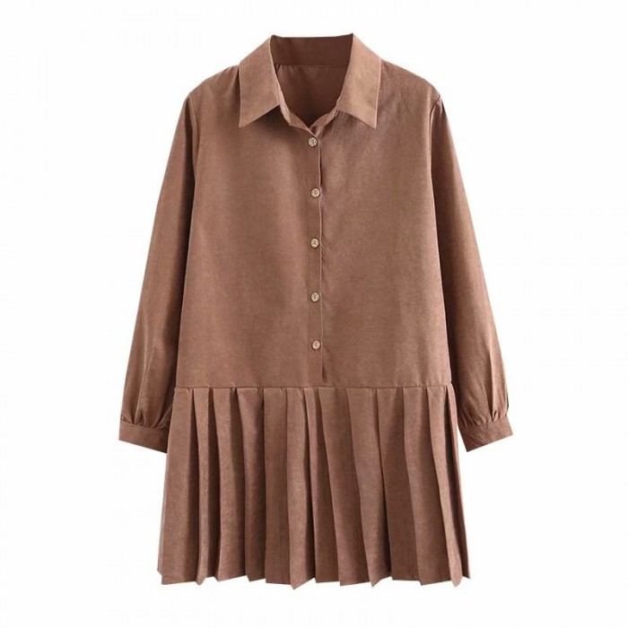LM+ Pleat Tunic