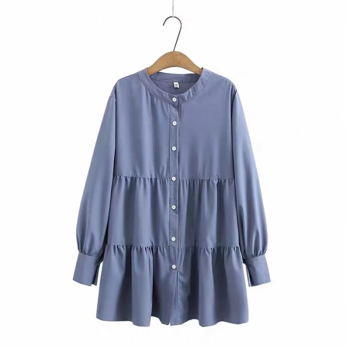 LM+ Tiered Blouse