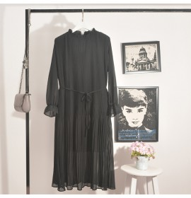LM+ Chiffon Dress