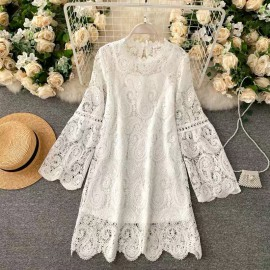 Two-Piece Lace Tunic