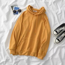 Basic  Hoodie Pullover