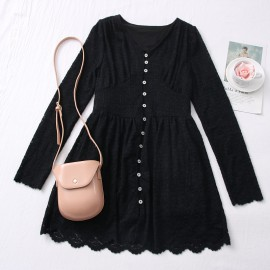 Crotchet Lace Tunic