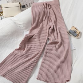 Casual Knit Pants